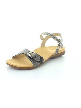 2a443fca9a2f Product Image Vionic by Orthaheel Alita Natural Snake Leather Sandals