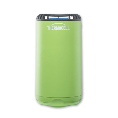Thermacell Patio Shield Mosquito Repeller, Greenery Green; Spray-Free