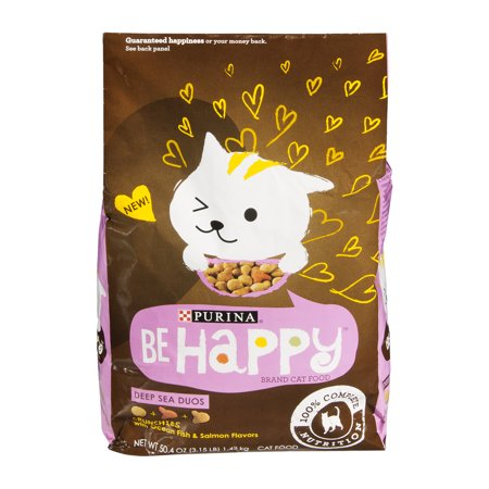 purina be happy cat food deep sea duos 50 4 oz walmart com