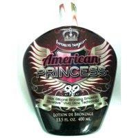 Brown Sugar American Princess Tanning Lotion Bronzer Indoor / Sun Tan by Tan Inc