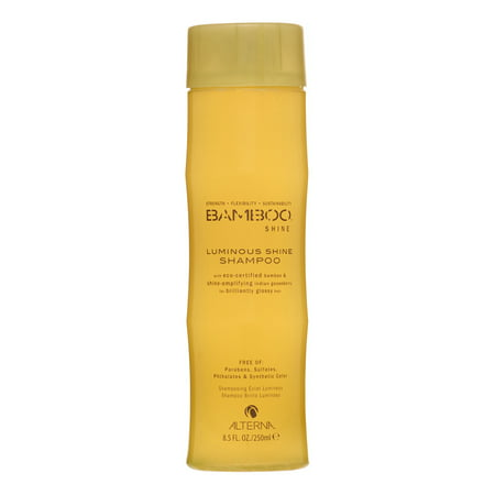 Alterna Bamboo Luminous Shine Shampoo, 8.5 Fl Oz