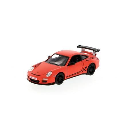 Porsche 911 GT3 RS, Orange - Kinsmart 5371D - 1/36 scale Diecast Model Toy  Car (Brand New, but NOT IN BOX)