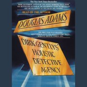 Dirk Gently's Holistic Detective Agency - Audiobook