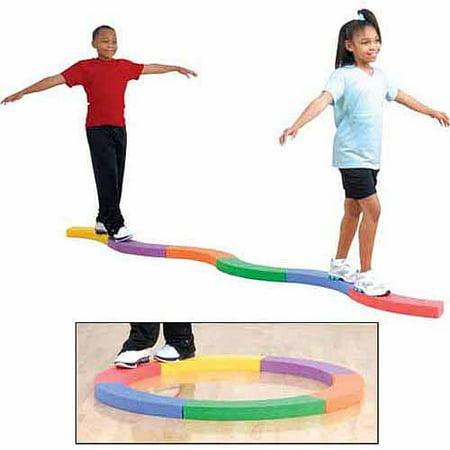 Curve-A-Beam Set (Gymnastic Set)