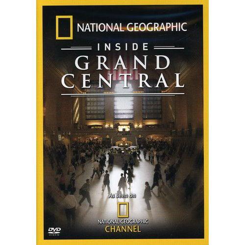 National Geographic: Inside Grand Central (Full Frame)