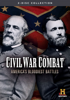 Civil War Combat (DVD) by ARTS AND ENTERTAINMENT NETWORK