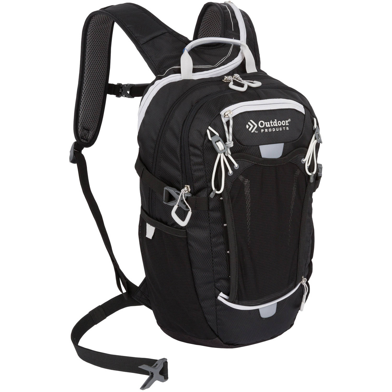 Outdoor Products Deluxe Hydration Pack Backpack with 2-Liter Reservoir