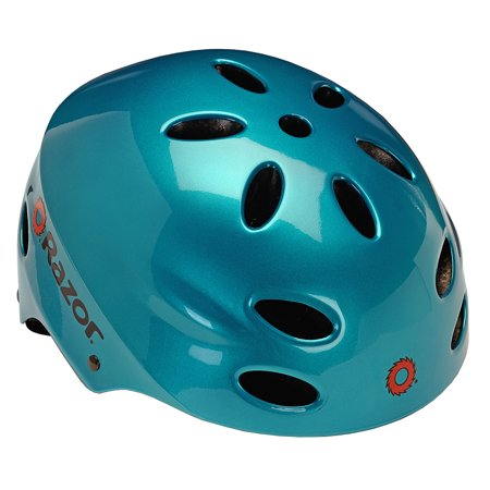 3aadc5bed2b Razor Adult, Multi-Sport Helmet, Teal, For Ages 14 and Up - Best ...