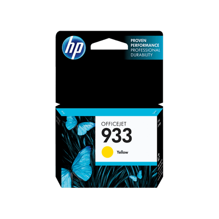 HP 933 Yellow Original Ink Cartridge (CN060AN)