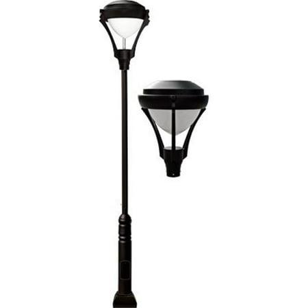 Dabmar Lighting Gm5900 B Inc Large Post Light Fixture Incandescent 120v Black 145 75 X 21 65 In