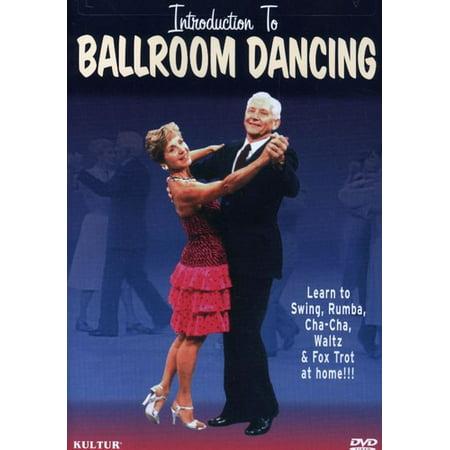 Intro to Ballroom Dancing (DVD)