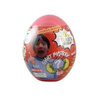 Ryan's World Giant Surprise Mystery Egg