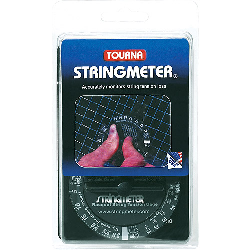 Tourna Stringmeter Racket Tension Measuring Device