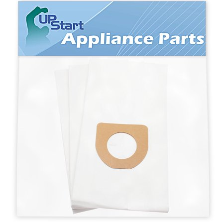 15 Replacement Bissell 32013 Vacuum Bags - Compatible Bissell Style 2 Vacuum Bags (5-Pack - 3 Vacuum Bags per Pack) - image 2 of 4