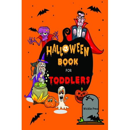 Halloween Activities For Toddlers 2019 (Halloween Books for Toddlers -)