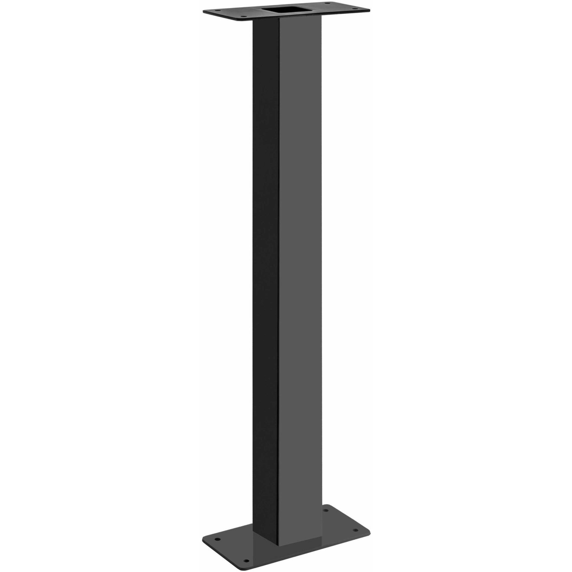 "Architectural Mailboxes Standard 38"" Surface Mount Post, Bronze"
