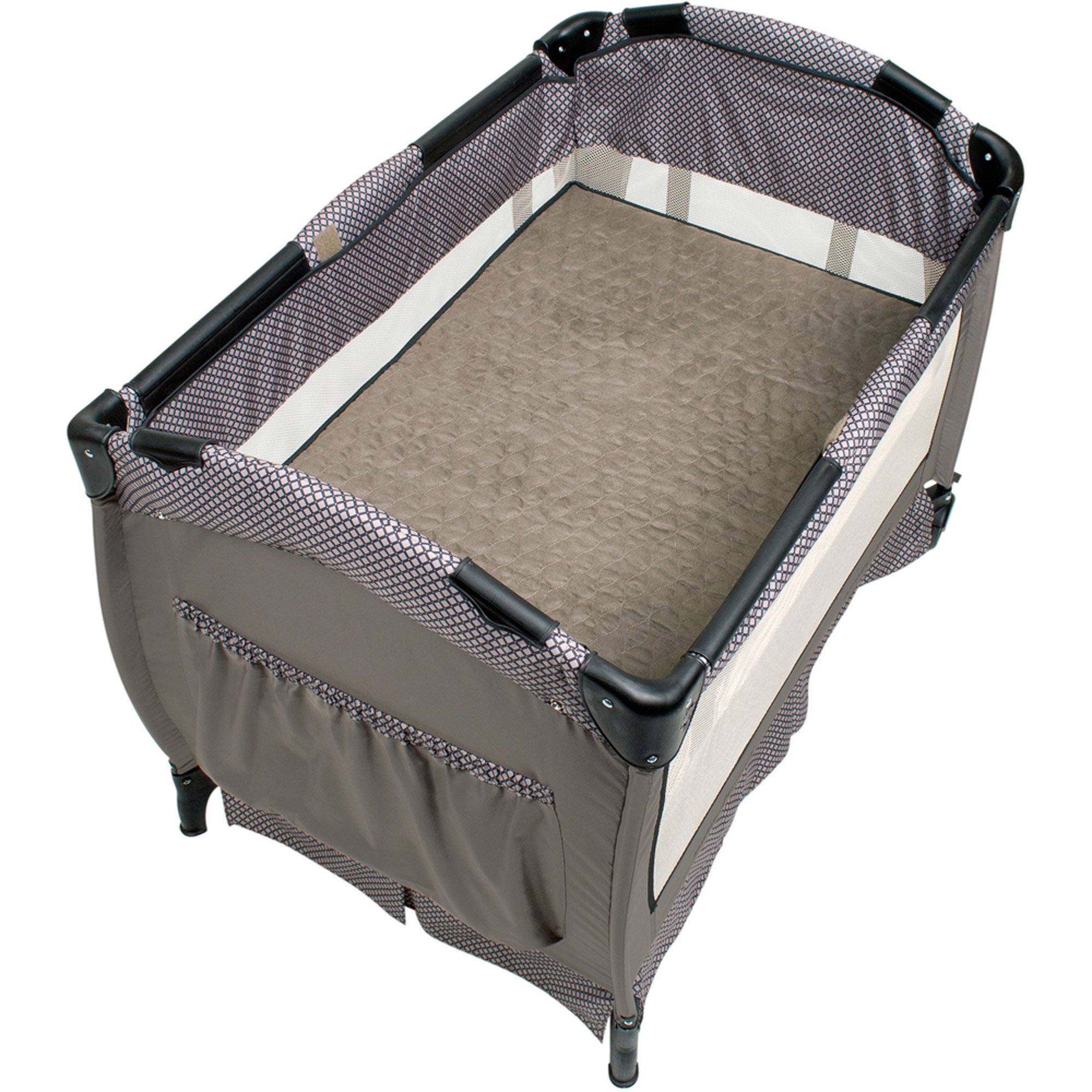 Baby Trend Deluxe Nursery Center Playard Hathaway Walmart