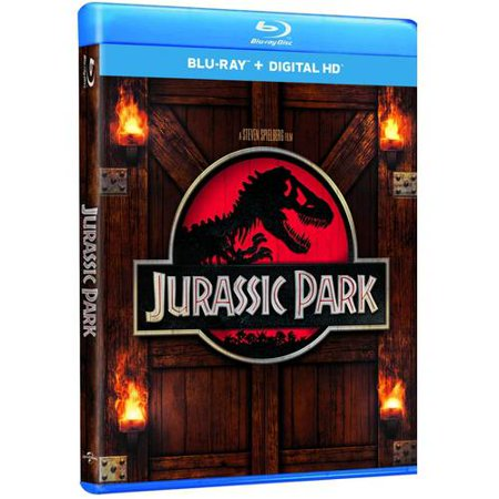 Jurassic Park  Blu Ray   Digital Hd   With Instawatch   Widescreen