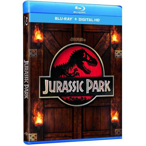 Jurassic Park (Blu-ray   Digital HD) (With INSTAWATCH) (Widescreen)