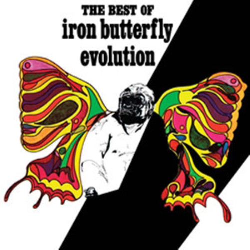 Evolution: The Best Of The Iron Butterfly (Vinyl)