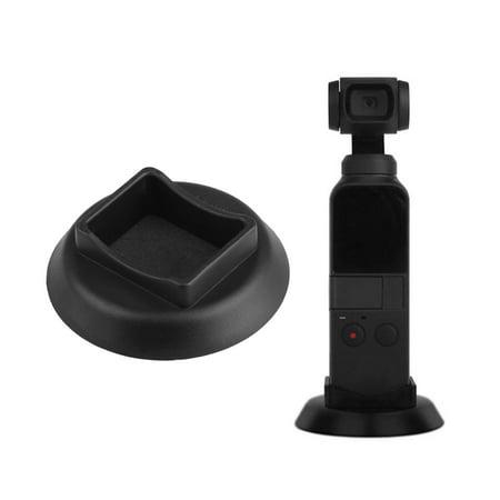 Base for Osmo Pocket, EEEKit Handheld Stabilizer Stand Mount Camera Support Base Holder Bracket for DJI Osmo Pocket Gimbal Camera