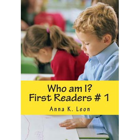 Who Am I? : First Readers (Who Sells Reading Glasses)