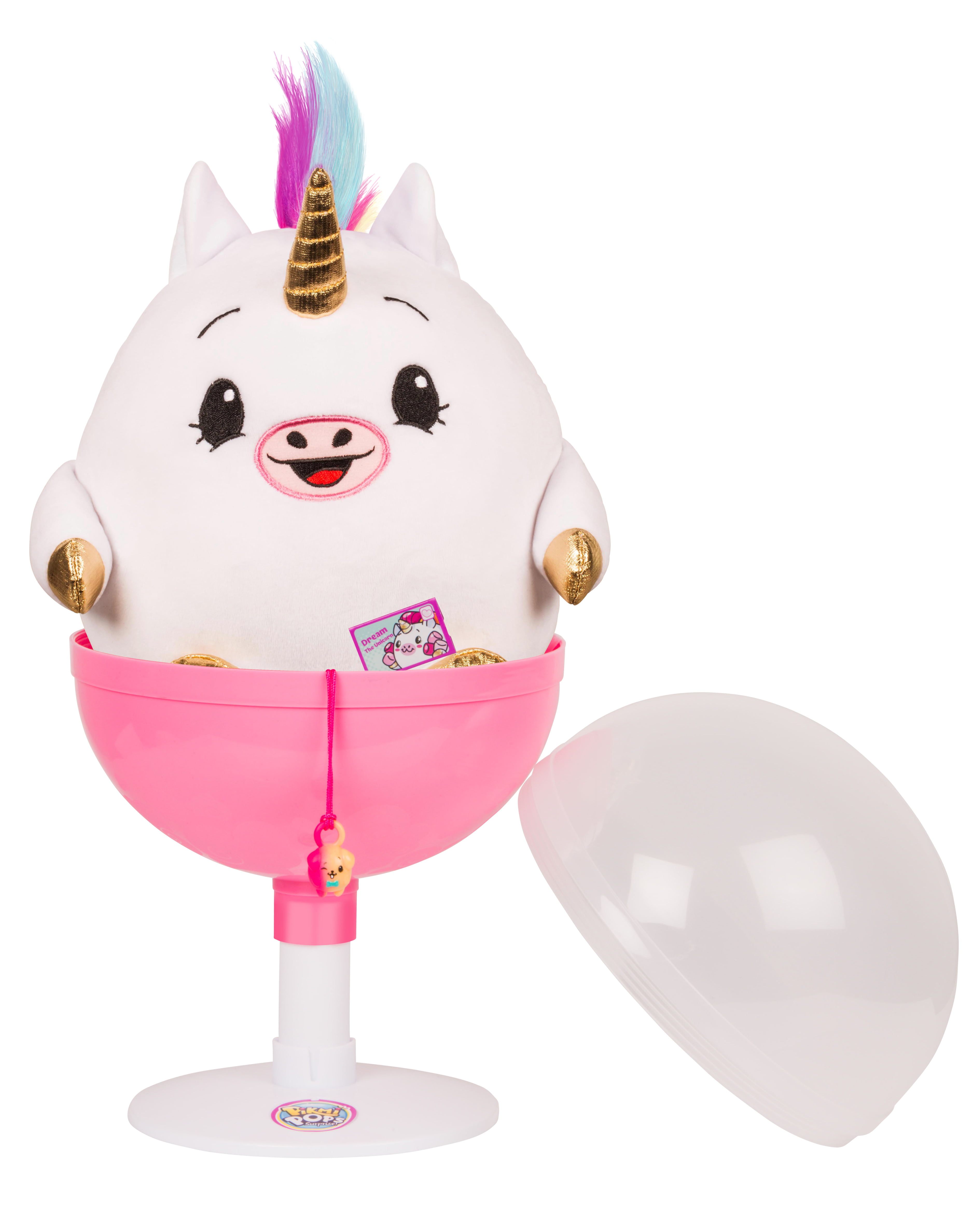 Pikmi Pops Unicorn The Jumbo Plush Walmart Com
