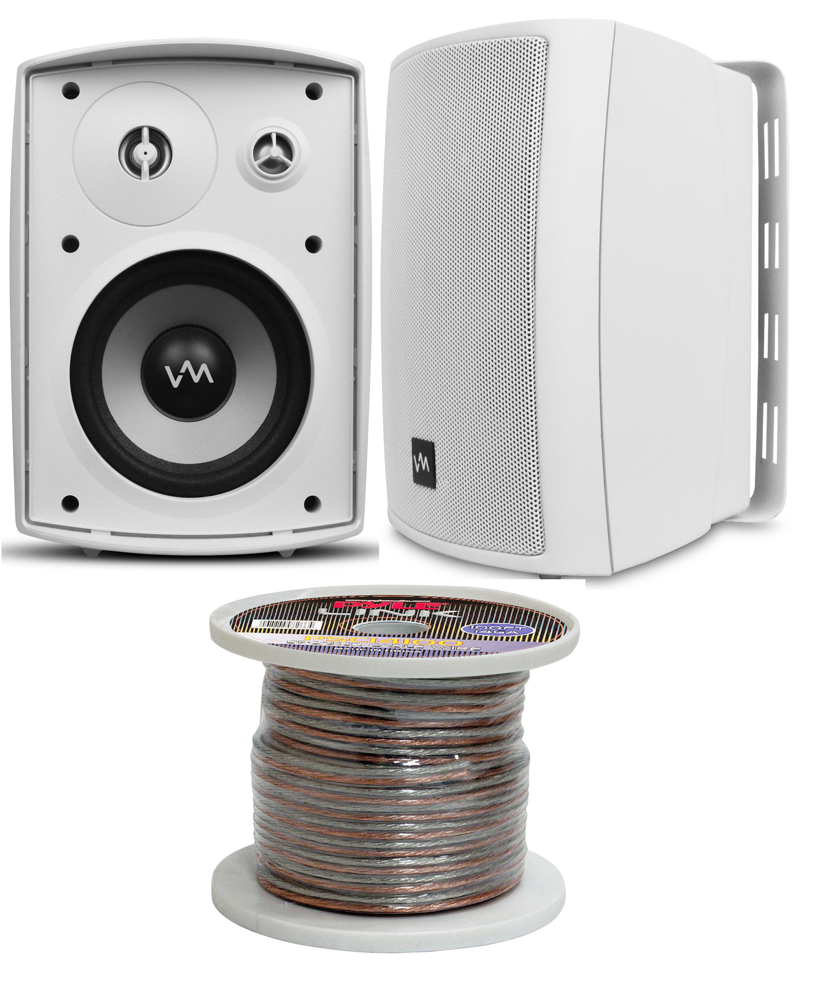 Wiring Outdoor Speakers In Series