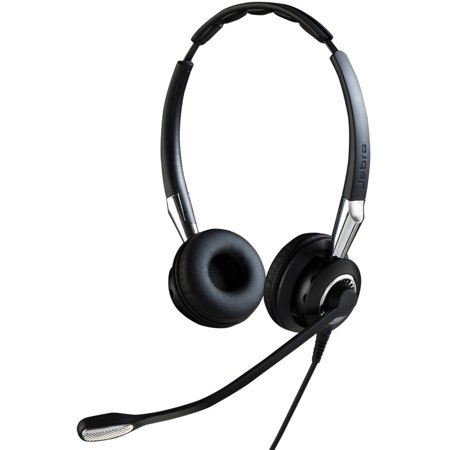 jabra biz 2400 ii duo usb headset with noise cancelling microphone bluetooth controller uc