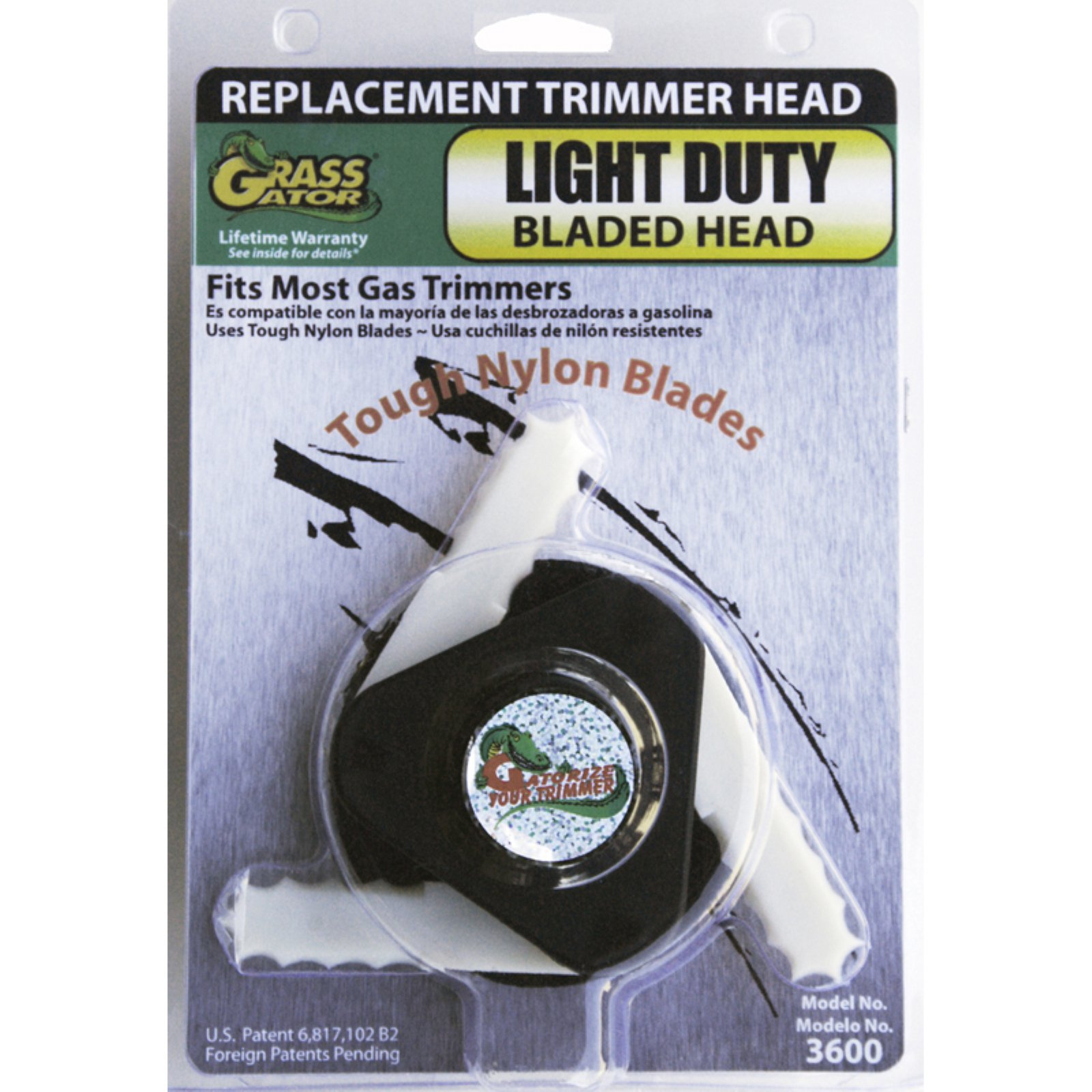 Grass Gator 3600-6 Grass Gator Weed I Replacement Head
