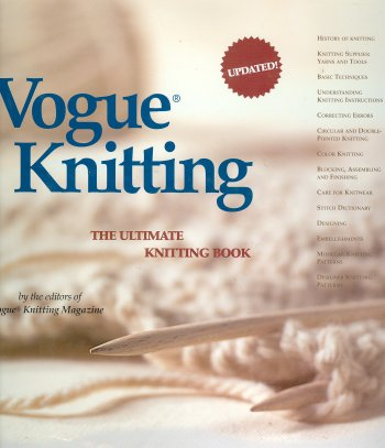 Apologise, but, vogue knitting book thanks for