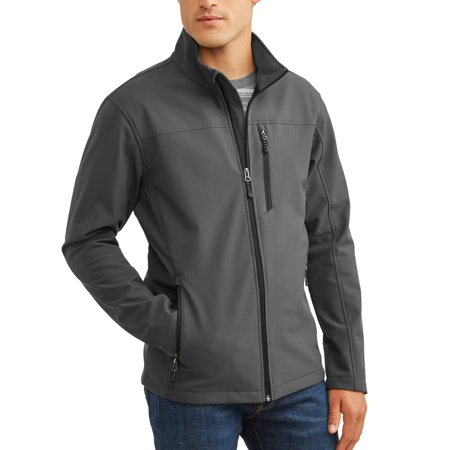 - Swiss+Tech Men's Softshell Jacket Up To Size 5Xl