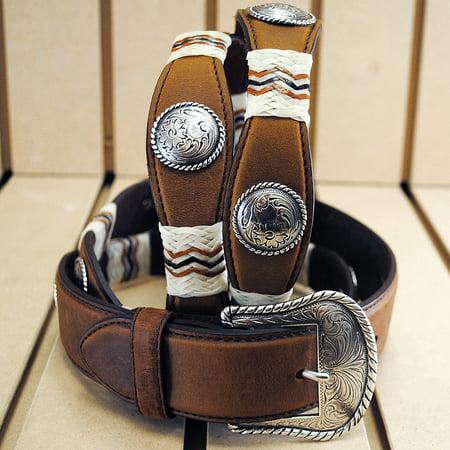 Series Buckaroo Leather - 30