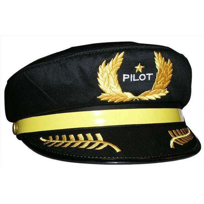 Daron Worldwide Trading  HT001 Generic Pilot Hat - image 1 of 1