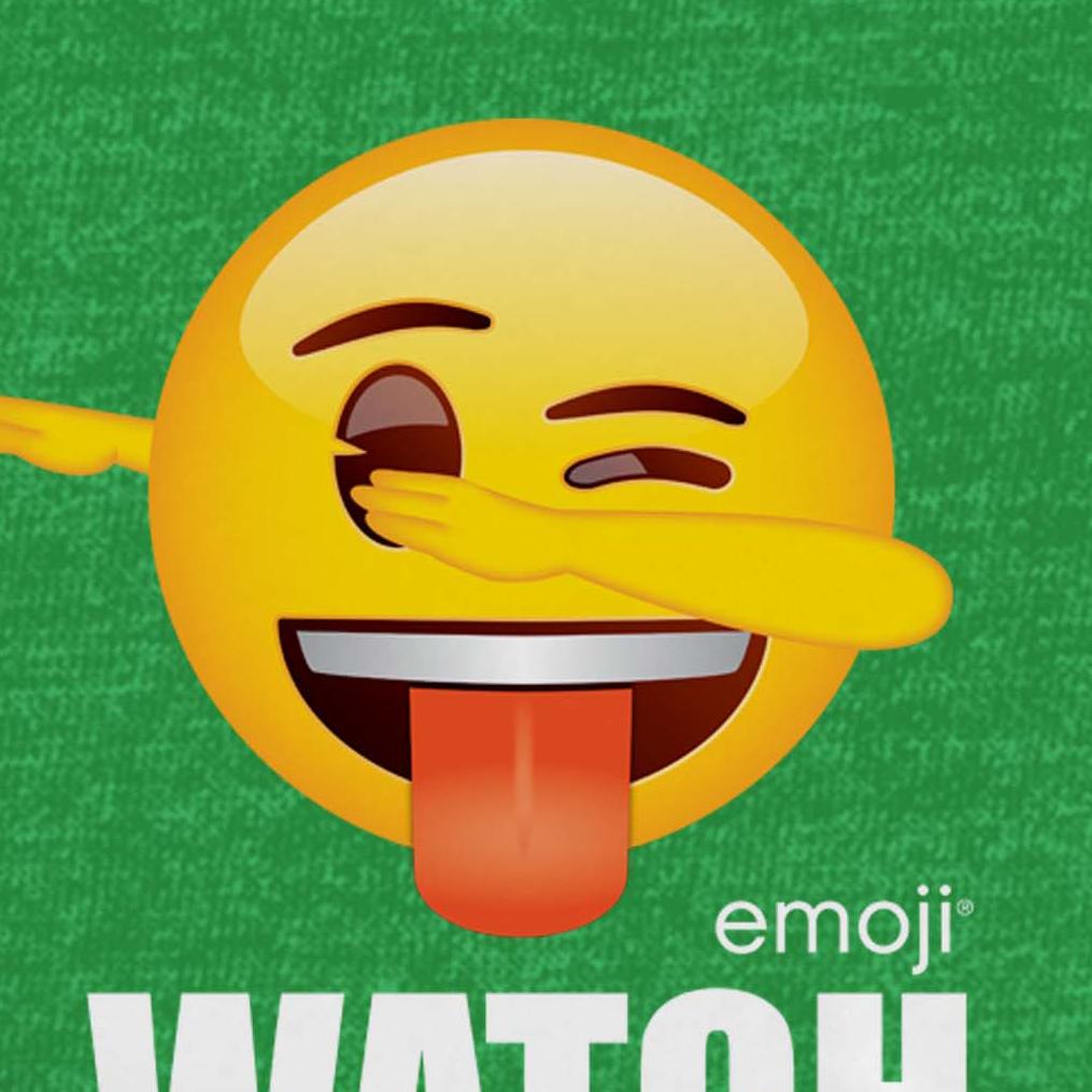 04bc7eb6 Emoji - Boys' Short Sleeve Dab Time Graphic T-Shirt - Walmart.com