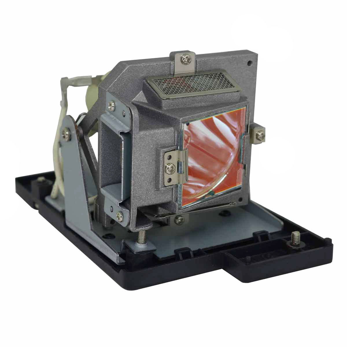 Original Philips Projector Lamp Replacement with Housing for Optoma BL-FP180D - image 4 de 5