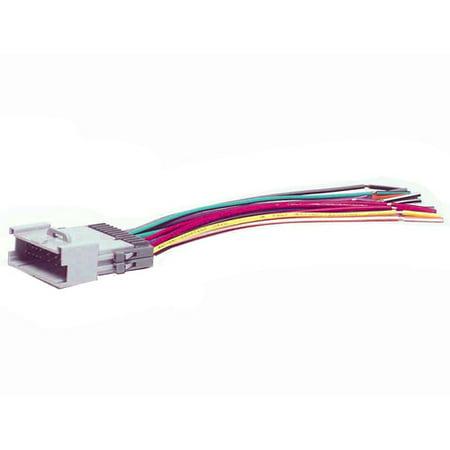 SCOSCHE GM04B - 2000-up Saturn Power/Speaker Wire Harness / Connector on