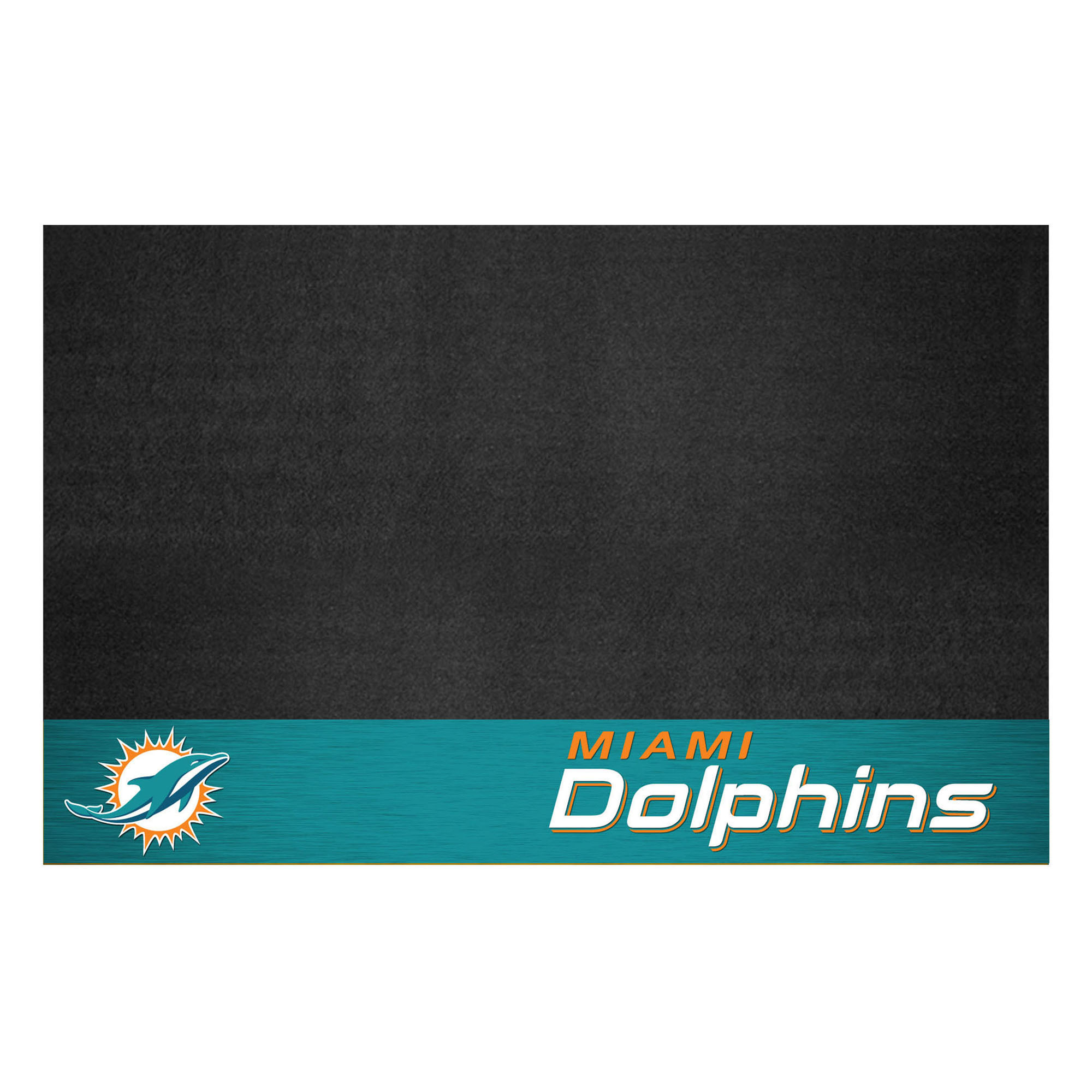 Miami Dolphins Grill Mat