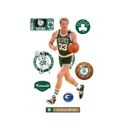 Fathead NBA Player Legends Wall Decal