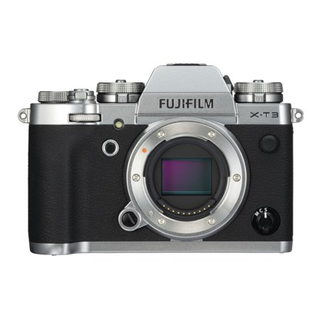 Fujifilm X-T3 Mirrorless Camera Body (Silver) 16589058