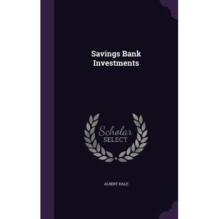 Savings Bank Investments
