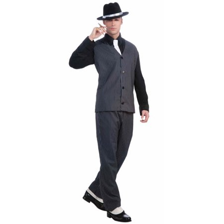 Mens 20's Gangster Halloween Costume