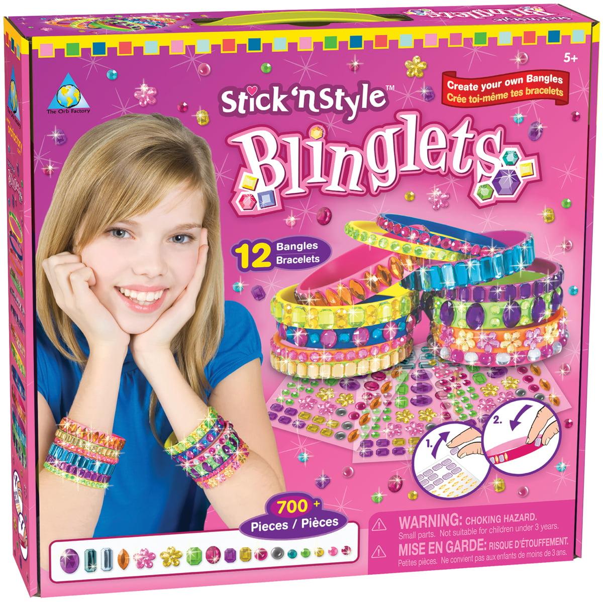 Stick 'n Style Kit-Blinglets