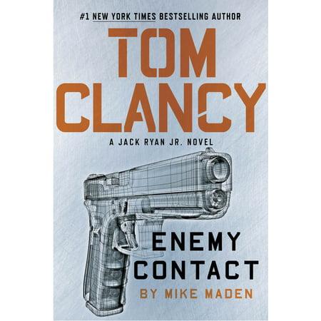 Tom Clancy Enemy Contact (Tom Clancy Jack Ryan Jr Chronological Order)