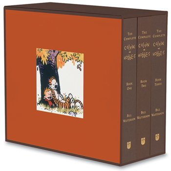Bill Watterson (Hardcover) The Complete Calvin and Hobbes [Box Set]