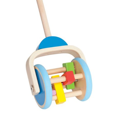 Lawnmower Push Toy Multi-Colored