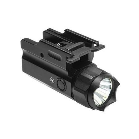 Tactical Defensive STROBE Flashlight with Integral Quick Detach Mount Fits Beretta Springfield XD Beretta 92 96 M9A1 92A1 96A192FSR 92G-SD KIMBER Desert Warrior SOC.., By m1surplus from