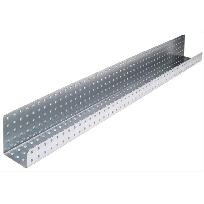 Alligator Board ALGSHELF3x48GALV 3 in. L x 48 in. W Metal Pegboard Shelves - Pack of 2
