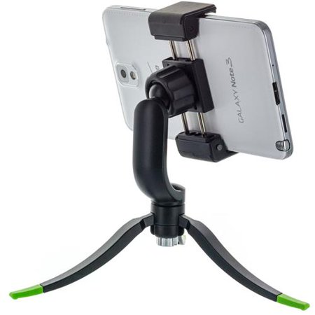Square Jelly Grip Tripod Mount with Jelly Long Legs for Smartphones Diagonal Square Format Tripod