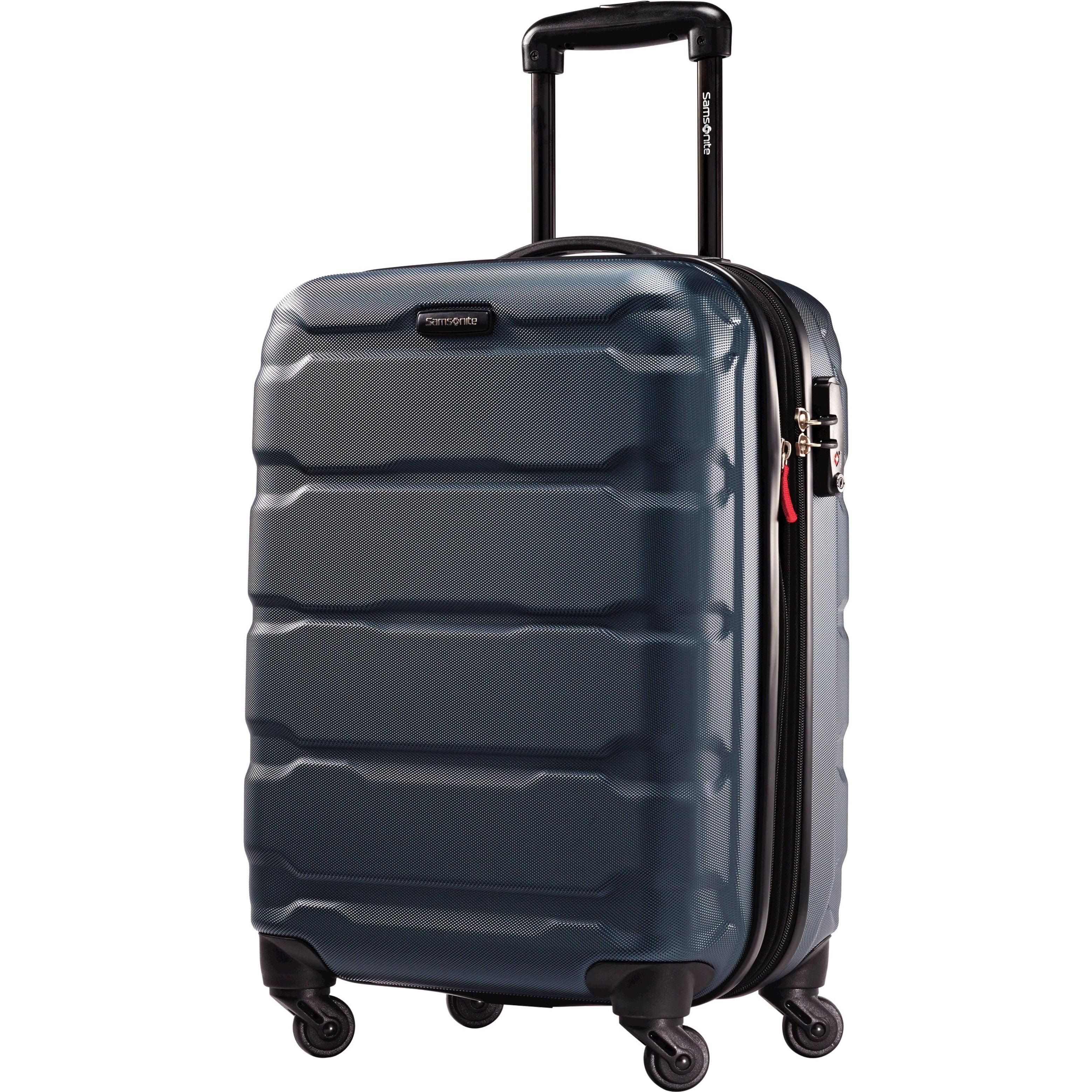Samsonite Omni Travel/Luggage Case (Roller) Travel Essential, Teal